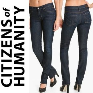 CITIZENS OF HUMANITY 'Elson' Straight Leg Jeans